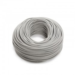 Cable Redondo 2X0,75 Gris  X 1M [SKD-C275-GREY]