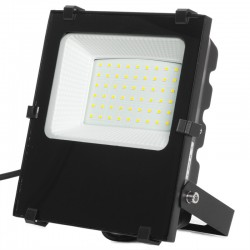 Proyector LED SMD 30W 130Lm/W IP65 IP65 50000H Regulable