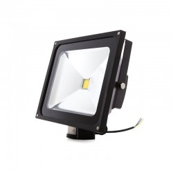 Foco Proyector LED IP65 Detector Movimiento 50W 4250Lm 30.000H